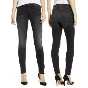 MOTHER Jeans 28 The Looker Skinny Mid Rise